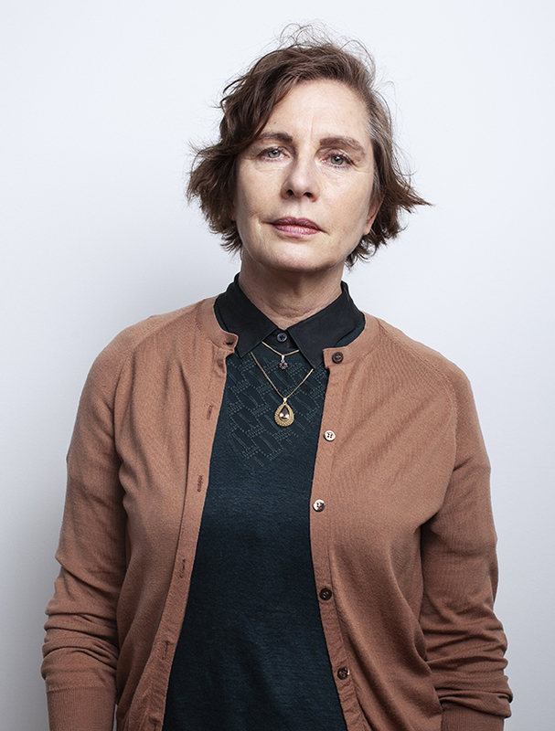 Hanne Hagenaars, foto door Friso Keuris