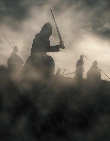 Campagnebeeld Wij Vikingen